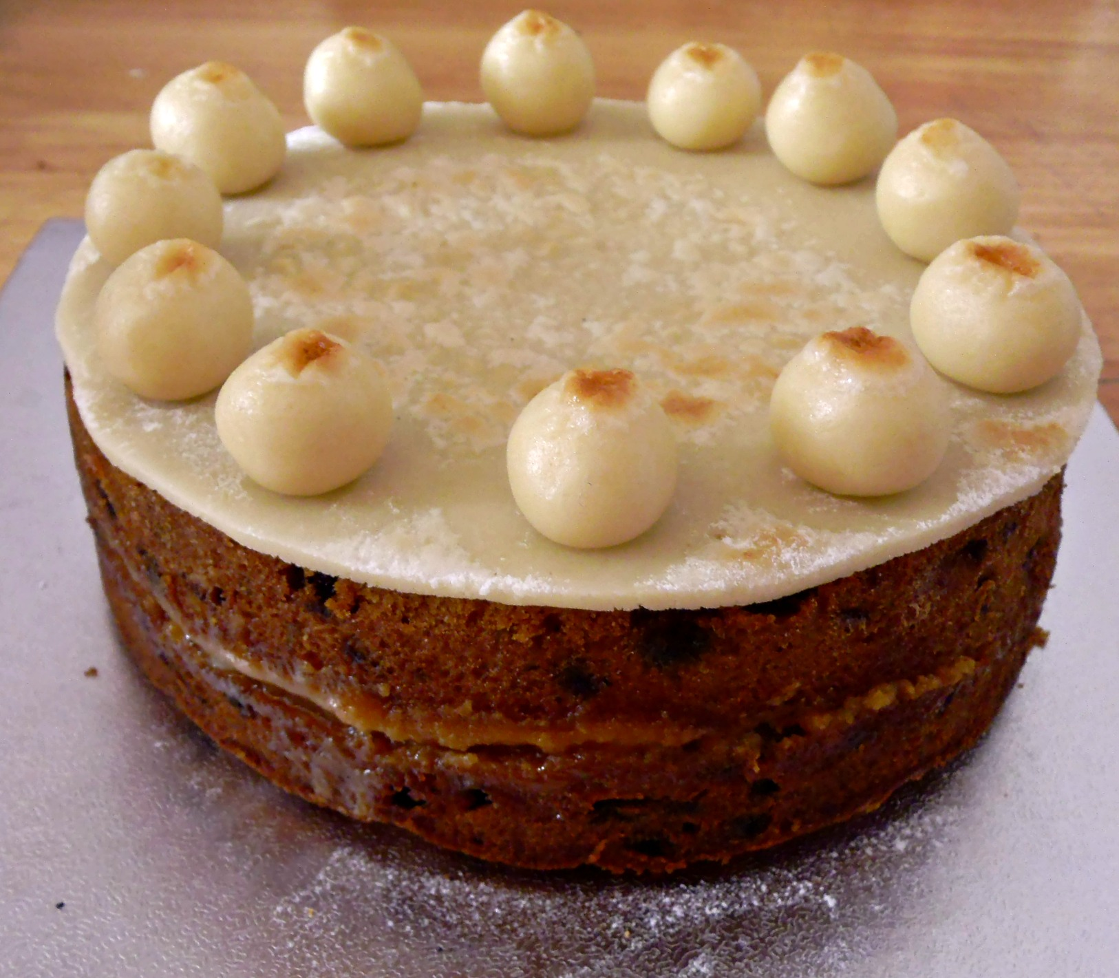 Easter Simnel Cake | Mostly Cake